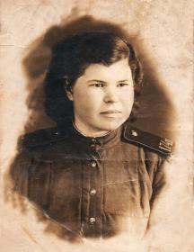 Аксёнова Александра Максимовна