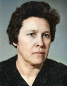 Никонова (Романова) Нина Григорьевна
