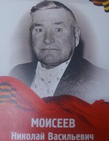 Моисеев Николай Васильевич