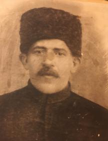 Ильянов Бахмуд Умарович