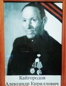 Кайгородов Александр Кириллович