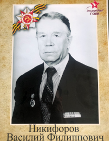 Никифоров Василий Филиппович