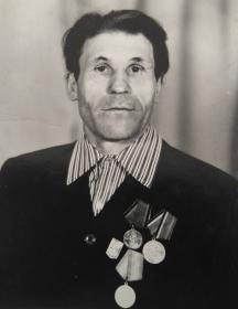 Бережных Василий Африканович