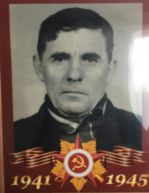Бахматов Матвей Павлович