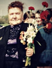 Юрчикова Мария Григорьевна