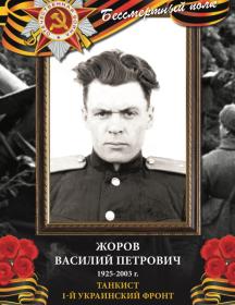 Жоров Василий Петрович