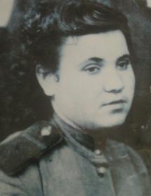 Луцакова (Смирнова) Валентина Сергеевна
