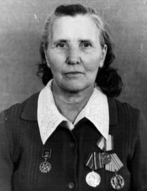 Барина Анна Ивановна