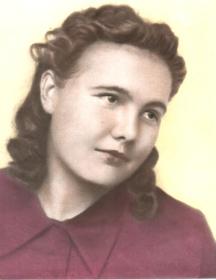 Щербакова (Ораничева) Елизавета Сергеевна