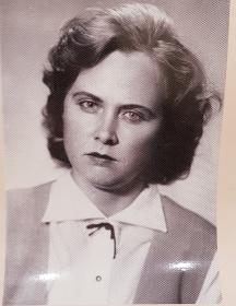 Шагалина Мария Николаевна