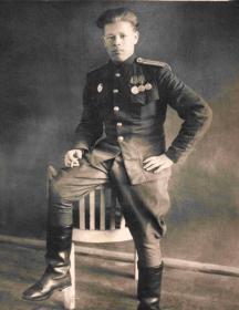 Романов Яков Степанович
