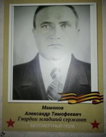 Мамонов Александр Тимофеевич