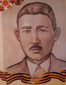 Шагдаров Дашицырен