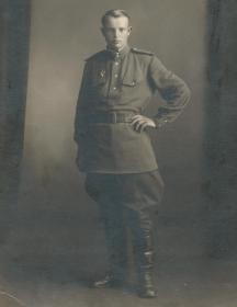 Леонов Илья Егорович