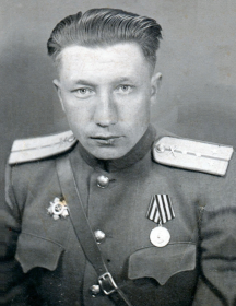 Хамов Иван Романович