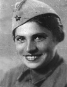 Егорова (Митичкина) Мария Ивановна