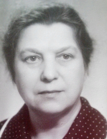 Рубцова Валентина Алексеевна
