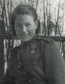 Гаврилина Елена Петровна