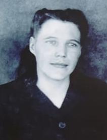 Антипина Ефросинья Петровна