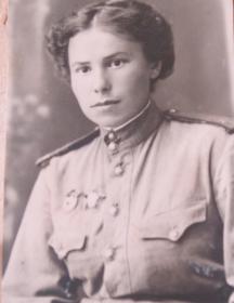 Нищинская Мария Трефильевна