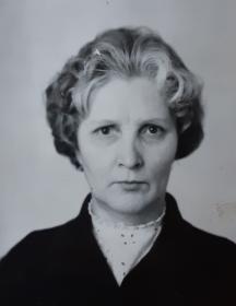 Жамышкова Нина Яковлевна