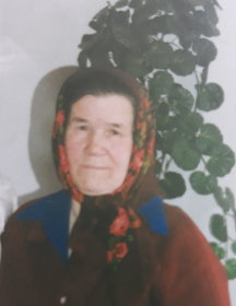 Быкова(Жевлакова) Лидия Ивановна
