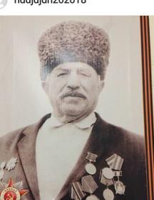 Магомедов Магомед Гусейнович