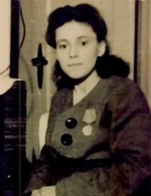 Петрова (Филиппова) Екатерина Яковлевна