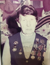 Панасюк Нина Ивановна