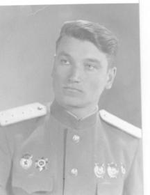 Боровик Василий Каленикович