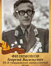 Филимонов Георгий Васильевич