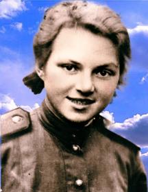 Радченко (Рощина) Нина Ивановна