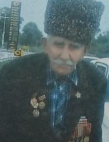 Ахмедов Алжанбег Ахмедович