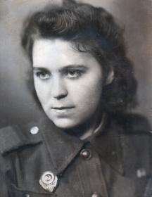 Савина Мария Павловна