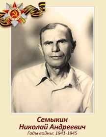 Семыкин Николай Андреевич