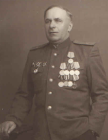Лысов Иван Ильич