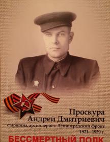Проскура Андрей Дмитриевич