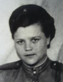 Чичканова (Боброва) Валентина Михайловна