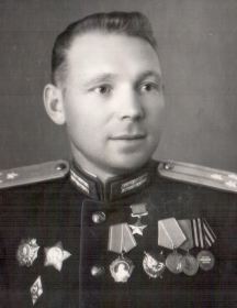Попов Дмитрий Тимофеевич