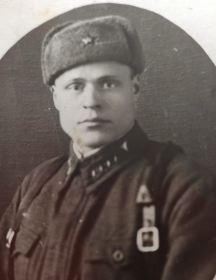 Лужанский Иван Григорьевич
