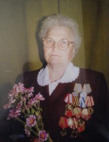Синякова (Бедрань) Зинаида Ивановна