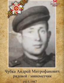Чубка Андрей Митрофанович