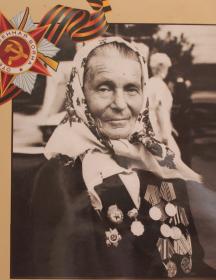 Чарыкова Ефросинья Яковлевна