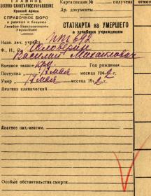 Головерин Василий Михайлович