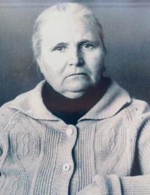 Блинова Степанина Ивановна