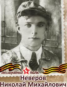 Неверов Николай Михайлович