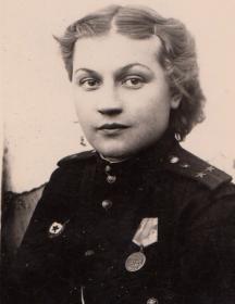 Тихонова Екатерина Яковлевна