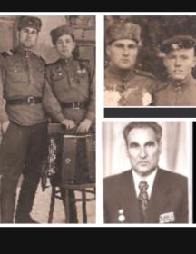 Барабошкин Аркадий Егорович
