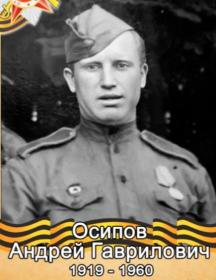 Осипов Андрей Гаврилович