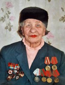 Илларионова Федосья Степановна